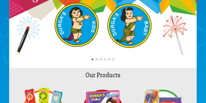 Durga Color Match Website
