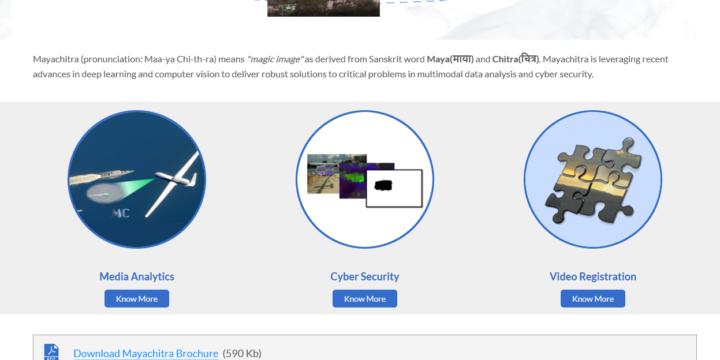 Mayachitra – Custom WordPress Website